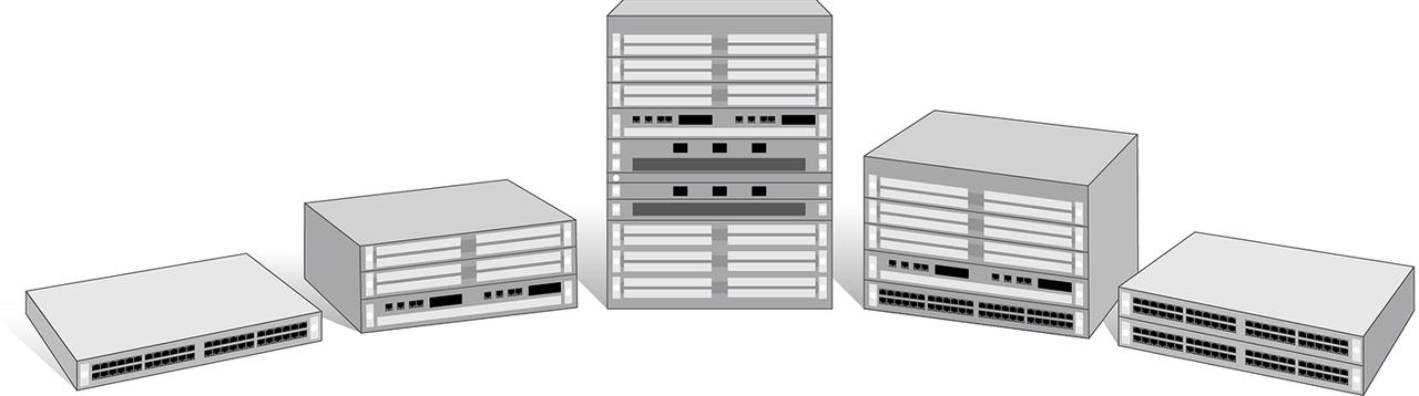 Équipement réseau de PlanetHoster (routeurs, commutateurs, pares-feu, etc)